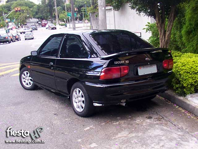 ford hp   ford escort rs 1 8 16v 1999